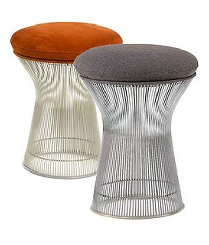 Platner stools frome dedece