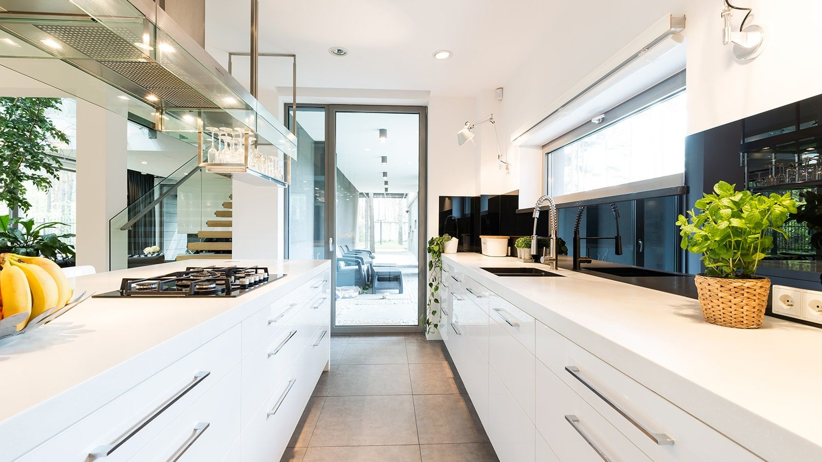 Modern kitchen lighting trends