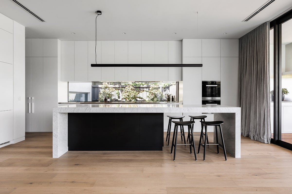 Beautiful recently remodeled kitchen